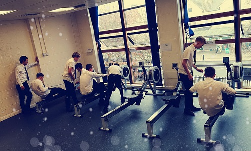 House rowing Nov 2018