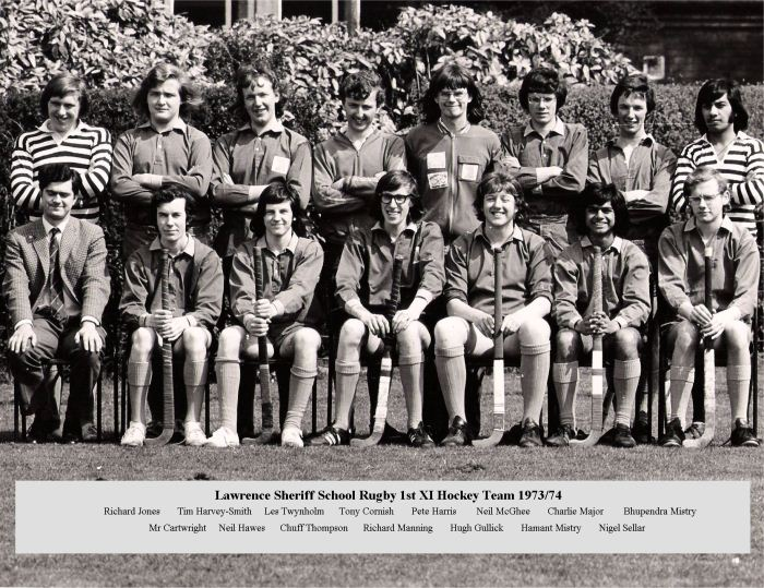 lawrence-sheriff-school-1st-xi-hockey-team-1973-to-74